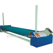 Rolo industrial da tela, máquina de rolamento automática da espuma, rolo de algodão