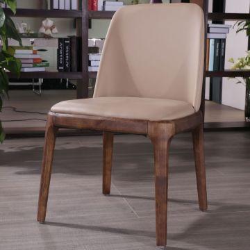 Китай производство древесины отель столовой кресло