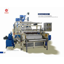 Hand Stretch Film Making Machine