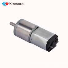 KM-16A030 mini 3v dc reduction low speed electric motor with 16mm gearbox