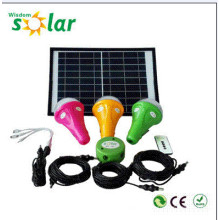 Alimentadas por batería Solar colgante luces interiores iluminación