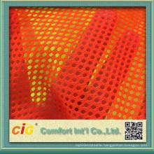 Orange Fabric Mesh Fabric for Safety Vest