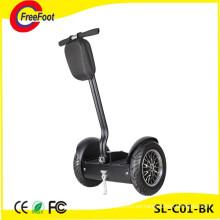 Scooter eléctrico de dos ruedas con equilibrio eléctrico