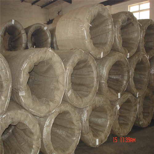 The Packing of 800KGS Electro Galvanzied Wire