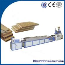 Línea de producción del panel de puerta de WPC (SJZ)