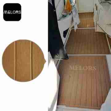 Folha marinha do falso do Decking do barco de Melors EVA