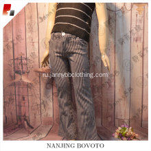Zebra striped children's pants, fashionable new pants