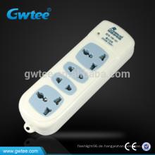 Made in china 2 pin 3 pin adapter elektrische Verlängerungskabel