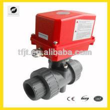 CTF-002 Válvula de esfera de motor 230Vac para colheita de água de chuva, aquecimento por piso radiante
