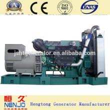 508kw Volvo Big Power Diesel Generator Set
