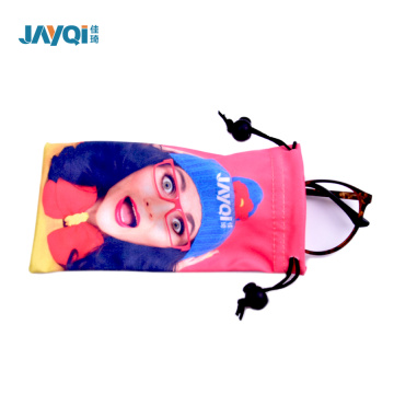 Venta al por mayor de Microfiber Eyewear Bag