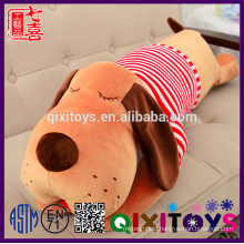 The latest Plush custom wholesale animal dog husky toy stuffed pillow