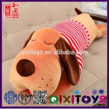 Последние плюша изготовленный на заказ оптовая собака хаски игрушки чучела подушка