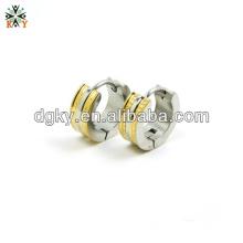 2014 Hot and Fashionable Gold Ear Plug