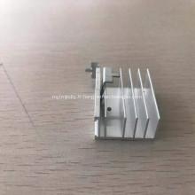 3003 Dissipateur thermique en aluminium extrudé pour véhicule