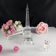 Стекло кристалл Эйфелева башня свадебное сувениры см-002