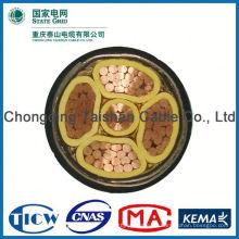Hochwertige 3x2.5mm2 usb zu 3.5mm Fass-Buchse 5v DC Stromkabel