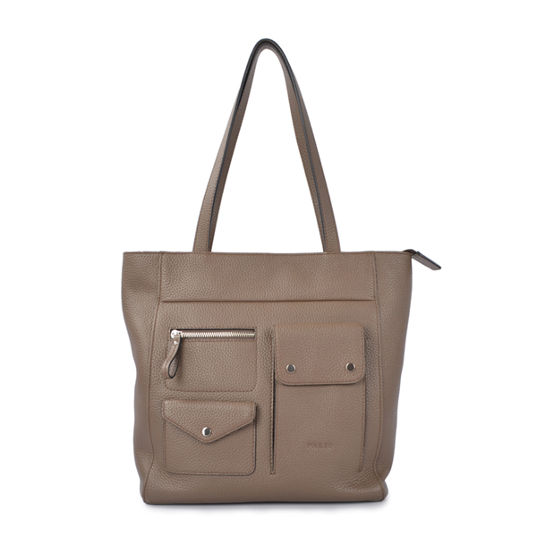 European style women's folding shoulder bag