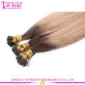 Neue Ankunft Tipp Haar Mode beliebt Ombre ich Haarverlängerung für billig Großhandel 7a Klasse Tipp Tipp ich Haare