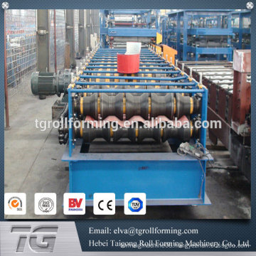 TG Car Panel Making Machine Cold Roll Forming Machine