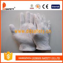 Guantes de trabajo 100% Bleach Cotton o Interlock Dch102