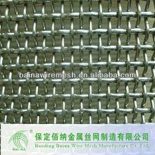 High Carbon Edelstahl Crimp-Drahtgewebe