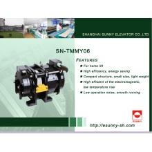 Синхронные тяговые электродвигатели с постоянным магнитом для подъема дома (SN-TMMY06)