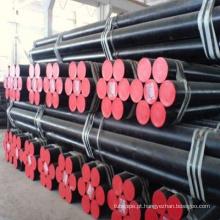 tubulação de aço carbono de sa 179 agenda 80