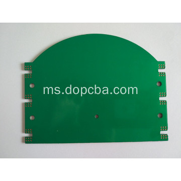 Frekuensi Tinggi Teflon PCB RF Circuit Application Board