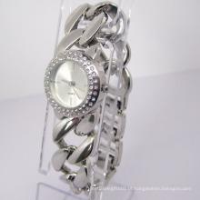 Venda quente de quartzo moda lady watch