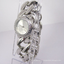 Hot vente Quartz Fashion Lady Montre