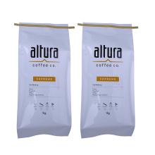 Saco de café biodegradável do produto comestível da fábrica por atacado