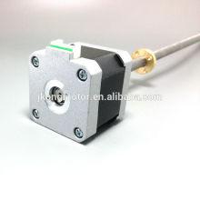 CE,ROHS approved for 3d pritner cheap NEMA17 linear stepper motor