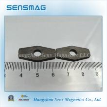 Производство высококачественного постоянного магнита AlNiCo для двигателей