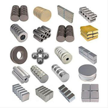 All Kinds of Permanent Strong Neodymium Magnet for Speakers
