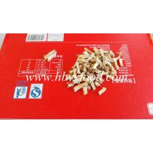 Dried Mushroom Dehydrated Shiitake Granules with Green Food Certificate