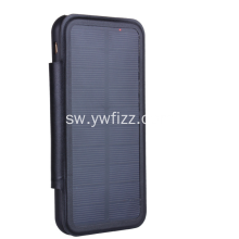 Back Clamp Solar Wireless Charging Hazina