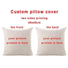 Customized  cotton linen Pillow