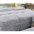 Hot Dipped Galvanized Gabion Basket Metal