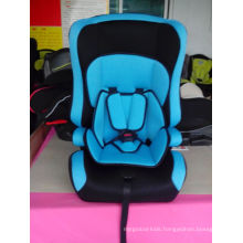 blue baby car seat with ECE R44