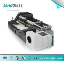 Máquina de templado plano y curvado de vidrio Landglass