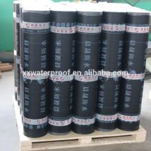 Membrane imperméable à l'eau bitumineuse modifiée SBS de haute qualité