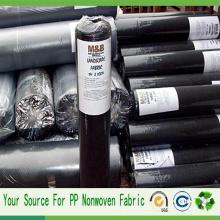 Nicht gewebter pp.-Stoff benutzt für Unkraut-Kontrollgewebe