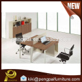 Top modern simple design two seater work station