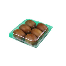 Factory supply Blister Fruit Bag Transparent Plastic tray packing box strawberries plastic trays packaging