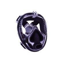 Máscara de mergulho de silicone charmosa e quente