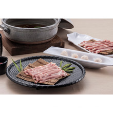 Меламин деревянные как плиты/Бамбук тарелка/ тарелка (NK13811-12)