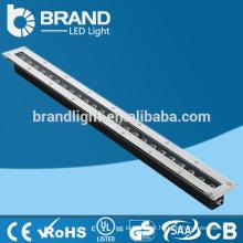 IP67 impermeável 24W / 36W luz linear LED subterrânea, luz subterrânea linear do diodo emissor de luz