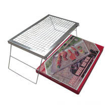Anywhere The Roast Foldable Barbecue Stove / Simple BBQ Grill /