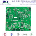 Placa de orificio Tg130 Fr4 1.0mm PCB de doble cara